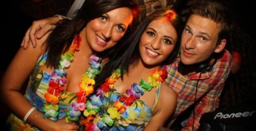 NEW TIKI BAR OPENS AT TIGER TIGER CARDIFF