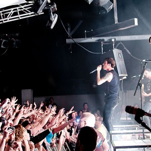 REVIEW: YOUNG GUNS AT CARDIFF SOLUS (11/10/12)