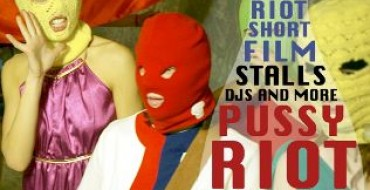 PUSSY RIOT FUNDRAISER GIG TO TAKE PLACE IN BRISTOL
