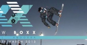 TICKETS NOW ON SALE FOR SNOWBOXX FESTIVAL 2013