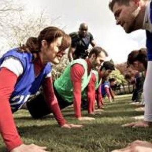 BRITISH MILITARY FITNESS TOUR ARRIVES IN BRISTOL
