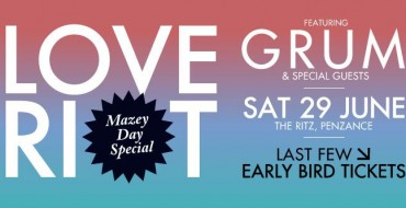 LOVE RIOT MAZEY DAY PARTY WITH GRUM