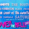 WIN: OVER THE HILL FESTIVAL TICKETS
