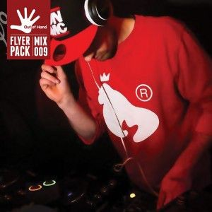 OUT OF HAND FLYER PACK MIX 009: DJ BINBAGS