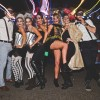 6,000 PARTY PEOPLE TAKE OVER THEME PARK ON HALLOWEEN