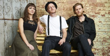 HEY HEY THE LUMINEERS ARE COMING YOUR WAY