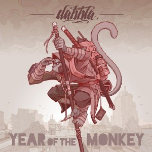 DABBLA AND THE YEAR OF THE MONKEY