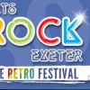 LET'S ROCK 2017 EXETER LINE UP ANNOUNCED