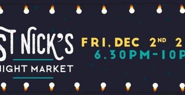 St NICK'S FESTIVE NIGHT MARKET RETURNS IN BRISTOL THIS WEEK
